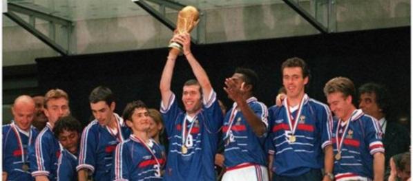 Les 10 meilleures nations du foot de tous les temps en Coupe du Monde