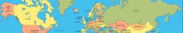 Les 10 pays les plus puissants du monde