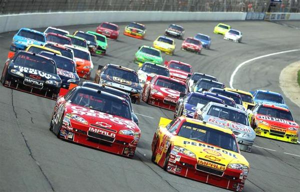 Les 10 meilleurs champions de NASCAR de tous les temps