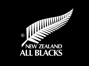 logo équipe de Nouvelle-Zélande de rugby