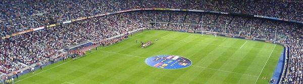 Les 10 plus grands stades d'Espagne