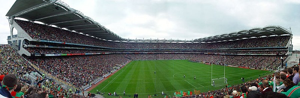 Les 10 plus grands stades d'Irlande