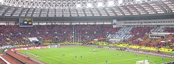 Les 10 plus grands stades de Russie