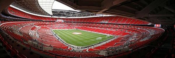 Les 10 plus grands stades d'Angleterre