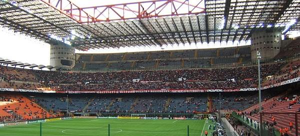 Les 10 plus grands stades d'Italie