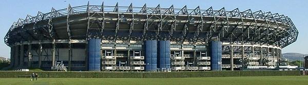 Les 10 plus grands stades d'Ecosse