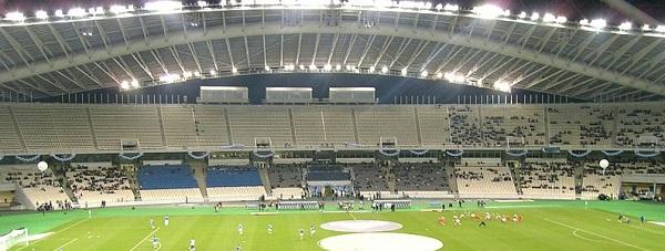 Les 10 plus grands stades de Grèce
