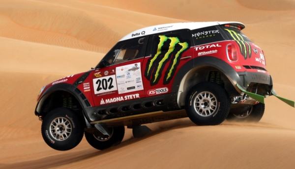 Les 10 meilleurs pilotes auto sur le Rallye-Dakar