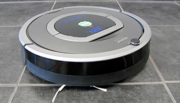 Protocole de test pour les aspirateurs robots