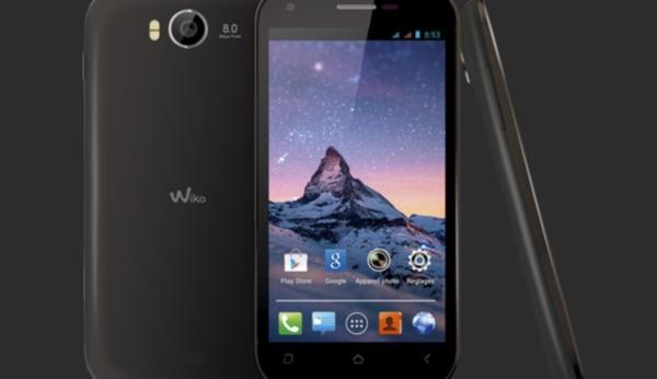 Test du smartphone Wiko Cink Peax 2
