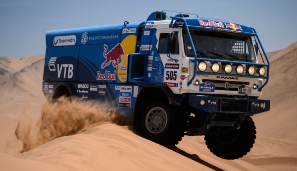 Les 10 meilleurs pilotes camion sur le Rallye-Dakar
