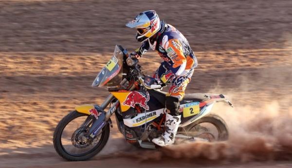 Les 10 meilleurs pilotes moto sur le Rallye-Dakar