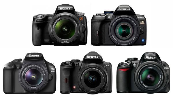 Les 10 meilleurs appareils photo reflex grand public comparatif et classement