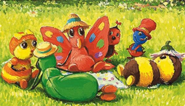 """Les 10 meilleurs livres de la série """"drôles de petites bêtes"""""""