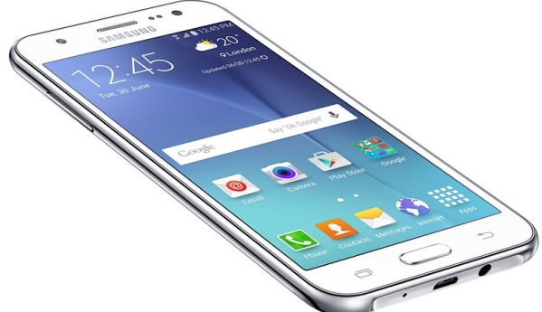 Test du SAMSUNG Galaxy J5