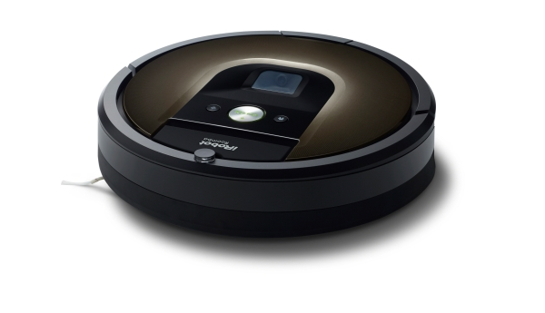 Test du Roomba 980 d'iRobot